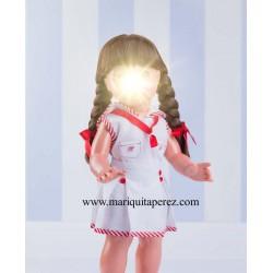 Vestido Marinera Roja MP