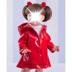 Conjunto Impermeable Rojo